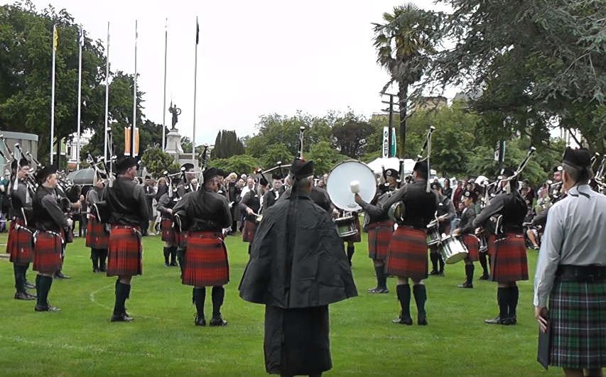 40th Jenny Mair Highland Square Day - Auckland & District